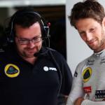 Romain Grosjean o sudarima iz 2012.: Agresivnost ima dobre i loše strane