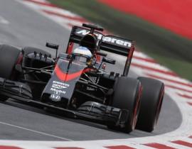 Fernando Alonso, McLaren media