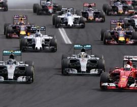 Mercedes, Ferrari, Rosberg, Hamilton, Vettel, VN Mađarske 2015.