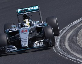 Lewis Hamilton, Mercedes media