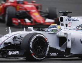 Felipe Massa, Williams media