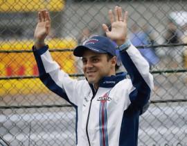 Suzuka Circuit, Suzuka, Japan. Thursday 24 September 2015. Felipe Massa, Williams F1. Photo: Glenn Dunbar/Williams ref: Digital Image W89P6271