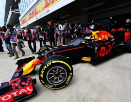 Daniel Ricciardo, Red Bull media