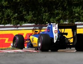 Felipe Nasr, Sauber, VN Kanade 2016