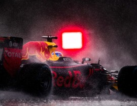 Daniel Ricciardo, Red Bull Racing, VN Mađarske 2016