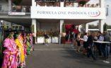 Ulaz u F1 Paddock