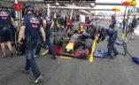 Red Bullovci gume mijenjaju u 2 sec!