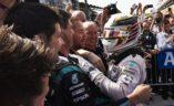 Pobedom Lewis Hamilton preotima vođstvo u ukupnom poretku vozača, VN Mađarske.