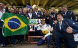 Kaotična utrka koja je trajala 3 sata je donela Felipe Nasru i Sauberu prve poene u sezoni, VN Brazila.