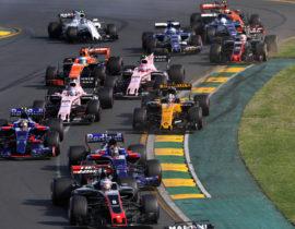 Start Australia Grand Prix 2017