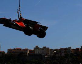 Stoffel Vandoorne, McLaren, VN Monaka 2017