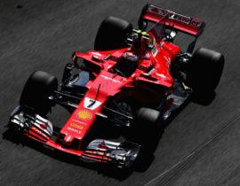 Kimi Raikkonen VN Monaka 2017