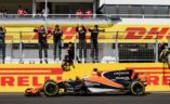 Fernando Alonso, McLaren, VN Mađarske 2017