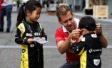 Sebastian Vettel, Ferrari, VN Japana 2017