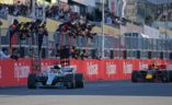 Lewis Hamilton, Max Verstappen, VN Japana 2017