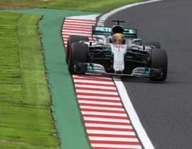 Lewis Hamilton, VN Japana 2017