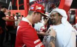 Kimi Raikkonen, Ferrari, VN Abu Dhabija 2017