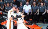 Fernando Alonso, Stofell Vandoorne, McLaren, VN Brazila 2017