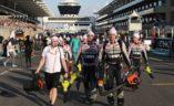 Force India mehaničari, VN Abu Dhabija 2017