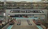 Startni grid, VN Abu Dhabija 2017