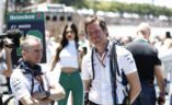 Paddy Lowe, Rob Smedley, Williams, VN Brazila 2017