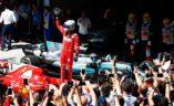 Sebastian Vettel, Ferrari, VN Brazila 2017