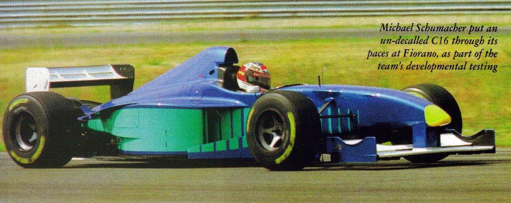 Zanimljivosti: Schumacherovo tajno testiranje za Sauber