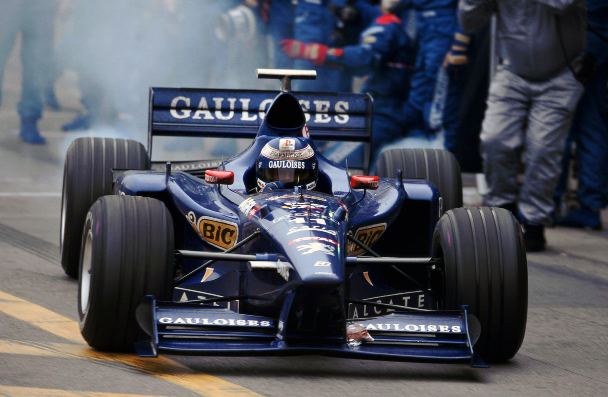 Zanimljivosti: Vozači koji su osnovali vlastitu F1 momčad (1. dio)
