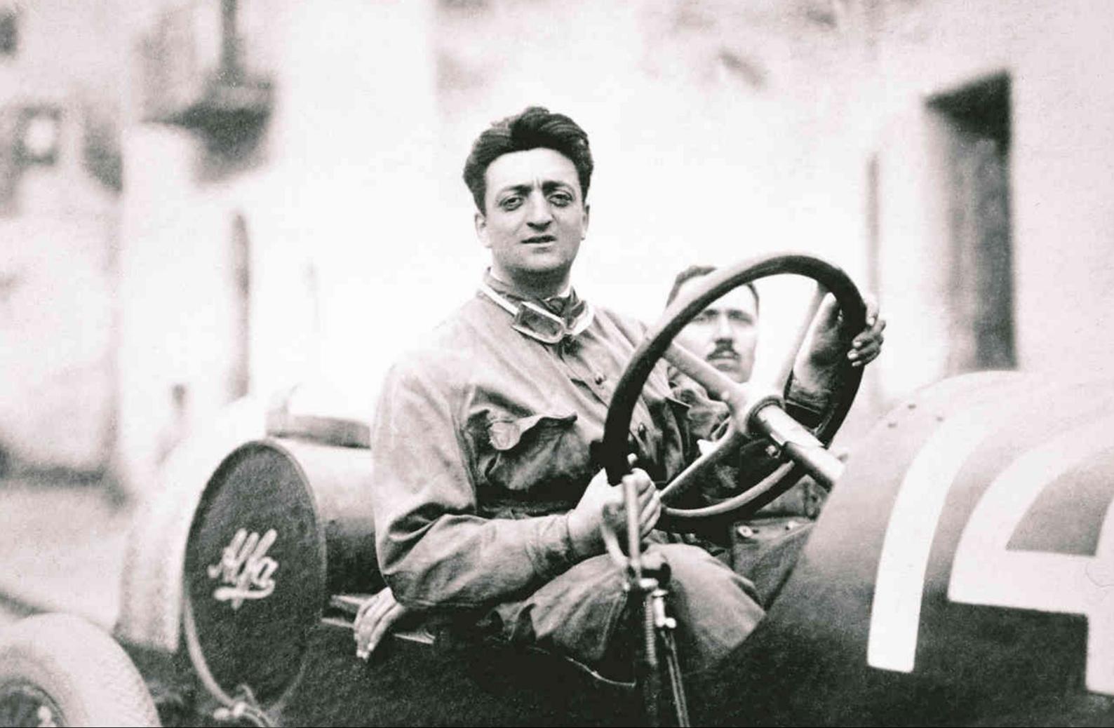 Zanimljivosti: Enzo Ferrari