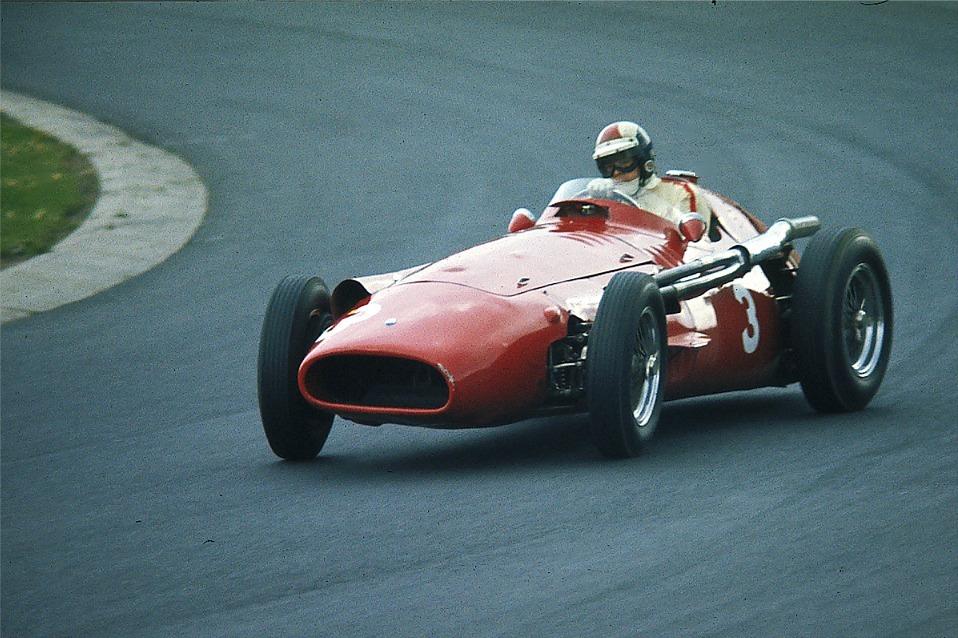 Zanimljivosti: Maserati u F1