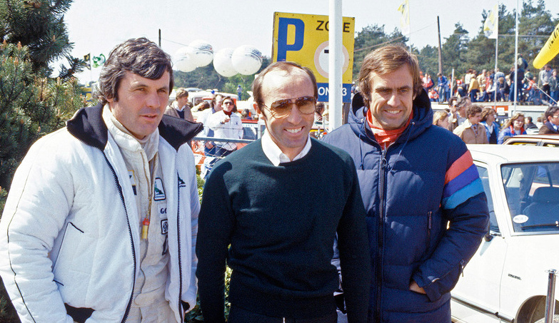 F1 rivalstva: Alan Jones vs. Carlos Reutemann
