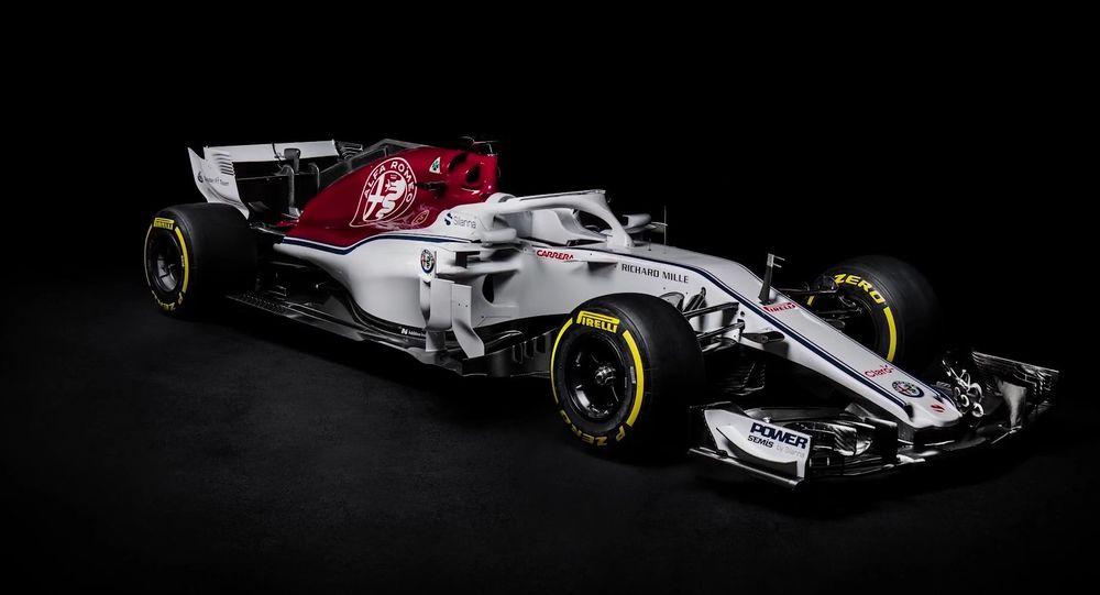 Alfa Romeo Sauber predstavio bolid za predstojeću sezonu