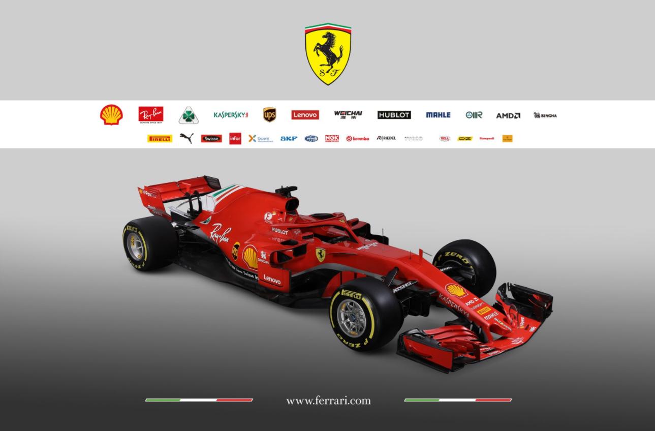 Ferrari službeno predstavio SF71H!
