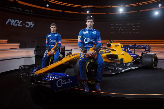 McLaren predstavio novi bolid – MCL34!