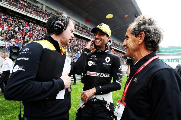 Profesora Prosta ne brinu kvarovi Renaultovog motora: To je neizbježno