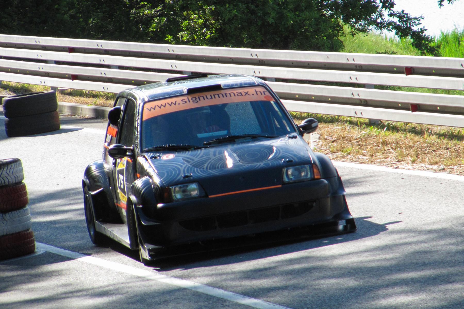 U Buzetu otvorena sezona Formule Driver: Trijumf Talijana