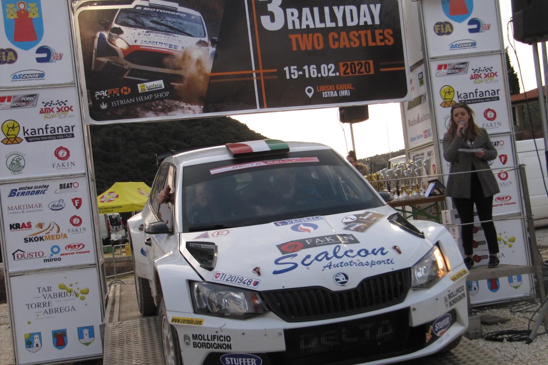 Rally day Due Castelli otvorio istarsku sezonu: Talijansko slavlje u Limu