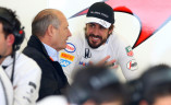 Ron Dennis i Fernando Alonso