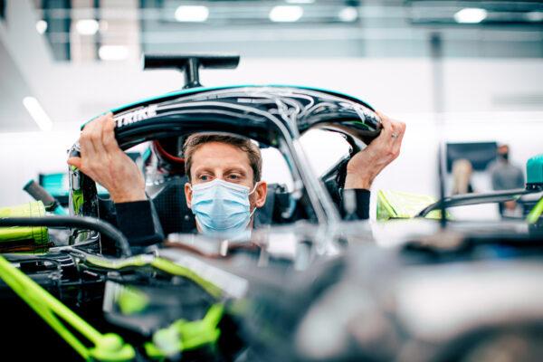 Grosjeanov test u Mercedesu će se održati po planu
