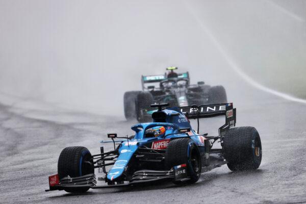 Alonso: Šokantno je dati bodove za nešto što nije utrka
