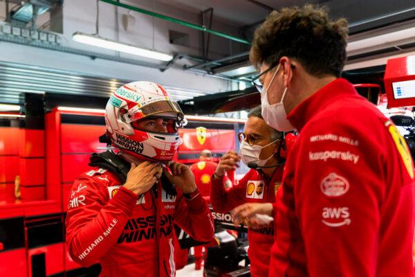 Leclerc: Osjeti se da je nova pogonska jedinica bolja