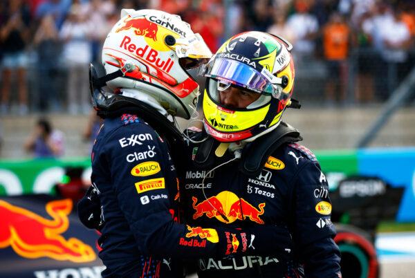 Verstappen: Ne brine me što se događa iza mene